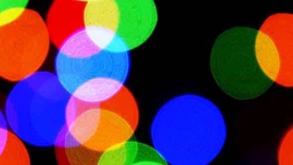 Thumbnail for Colorful Bokeh 2