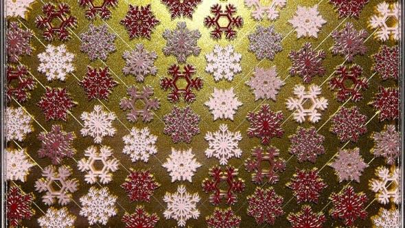 Thumbnail for Silver Snowflakes Glitter 8