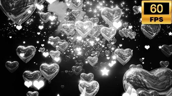 Glow Chrome Hearts