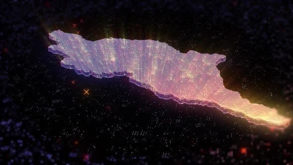 Thumbnail for Georgia Digital Map
