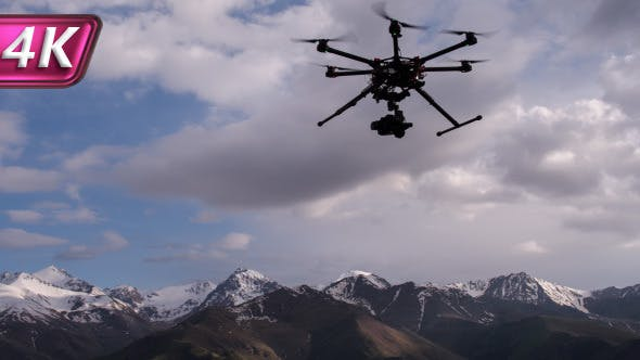 Thumbnail for Rise Copter in the Air