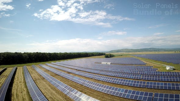 Solar Panel Green Electricity Systems