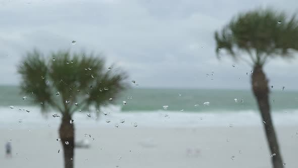 Thumbnail for Scenes On The Beach As A Storm Approaches (4 Of 6)
