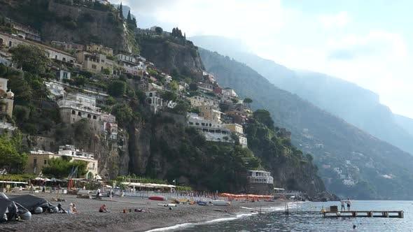 Scenes Of Positano (8 Of 8)