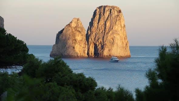 Thumbnail for Scenes Of The Faraglioni Near The Isle Of Capri (4 Of 5)