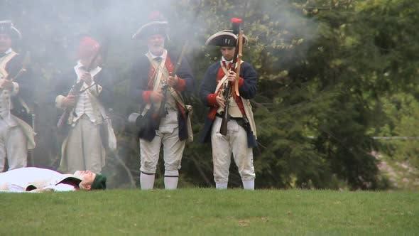 Thumbnail for Revolutionary War Soldiers Fir