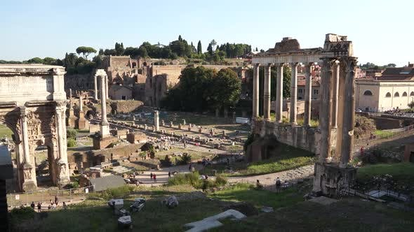 Thumbnail for Ruins Of The Roman Forum (6 Of 6)