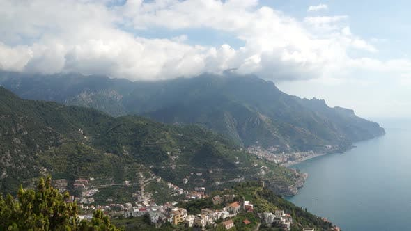 Thumbnail for Scenes From The Amalfi Coast In Italy 1