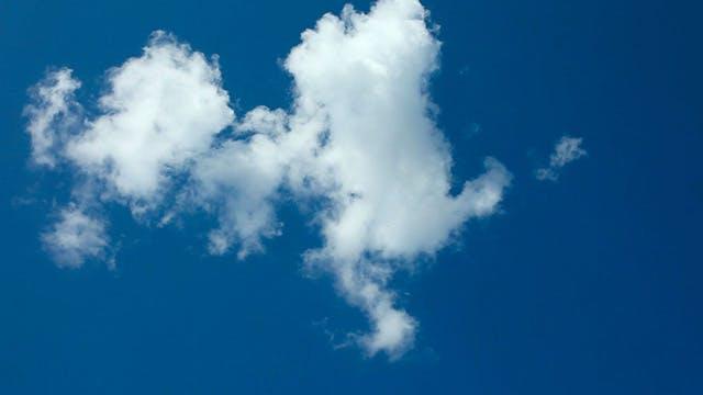 Thumbnail for Dissolving cloud