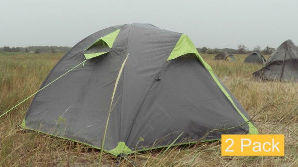 Thumbnail for Tourist Tent and Rain (2 Pack)