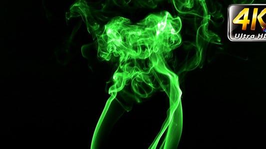 Thumbnail for Abstract Colorful Smoke Turbulence Elegant Pack