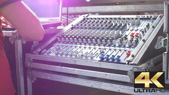Thumbnail for Backstage Audio Mixer