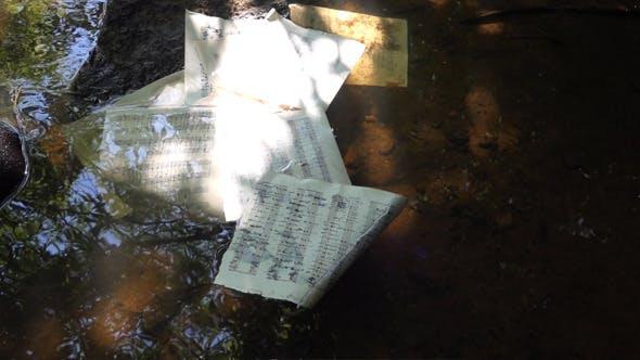 Hand-Written Musical Notation 6
