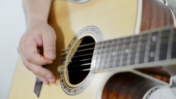 Thumbnail for Playing Guitar Hand