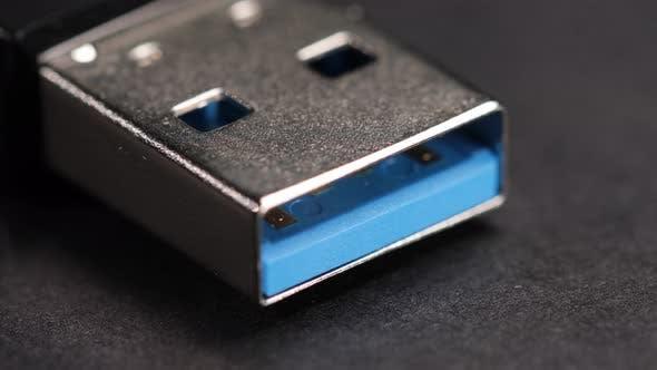 Thumbnail for USB Flash Memory Drive