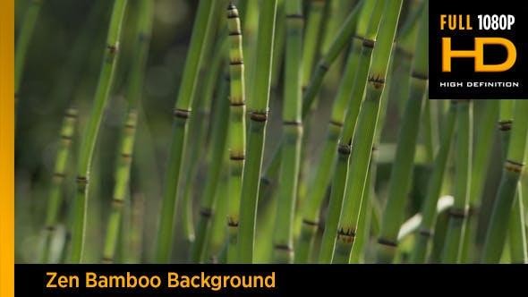 Thumbnail for Zen Bamboo Background
