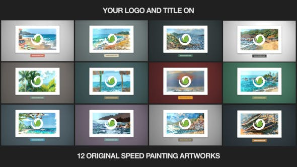 Thumbnail for Summer Paintings Logo