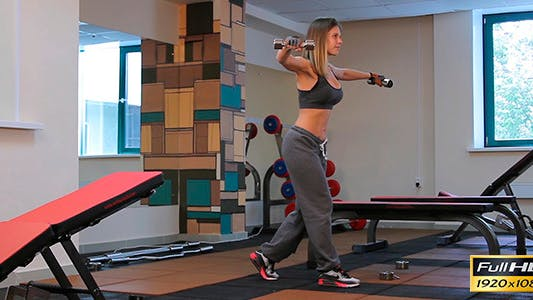 Thumbnail for Girl In The Gym