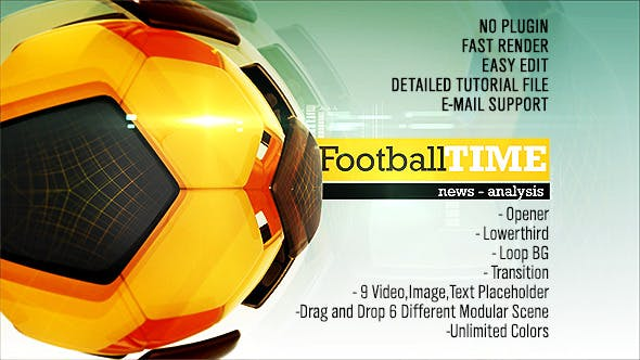 Thumbnail for Football Time Package