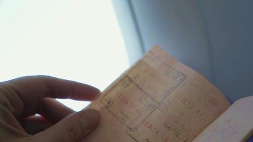 Blick durch den Pass