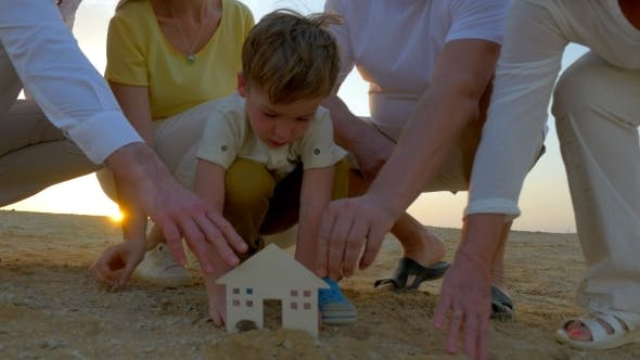 Thumbnail for Boy Building a House