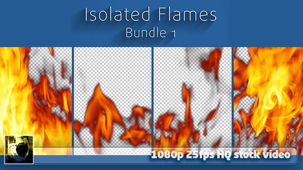Thumbnail for Isolated Flames 1