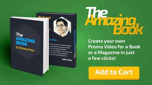 The Amazing Book - Promo Video