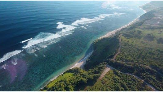 Thumbnail for Ocean Beach Aerial 92
