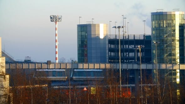 Thumbnail for Scenic View Of Dusseldorf Airport