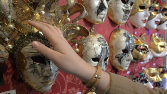 Thumbnail for In The Mask Shop In Venice