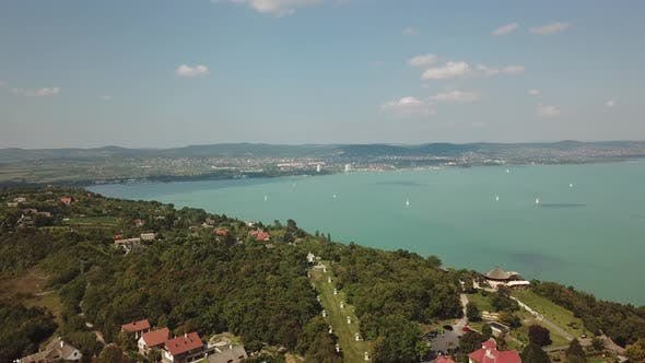 Thumbnail for Lake Balaton in Hungary