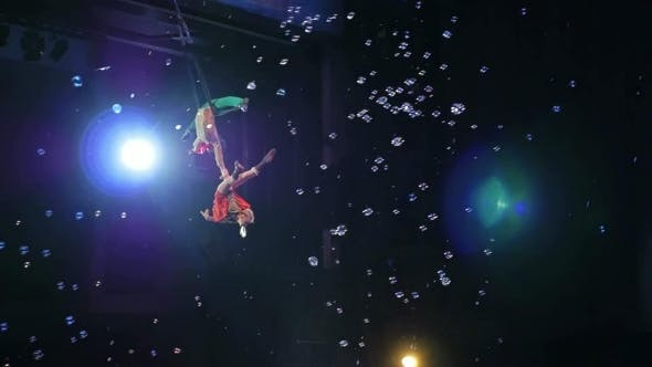 Thumbnail for Children Dancing In The Air During Fairy-tale