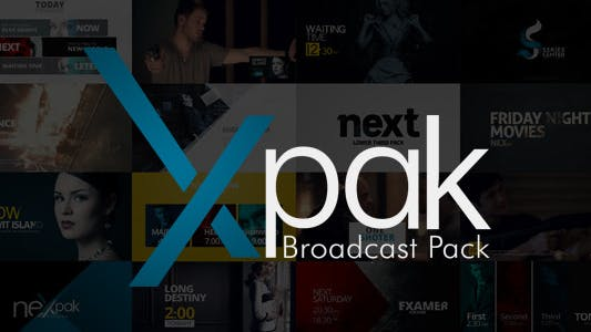 Thumbnail for Broadcast Packages