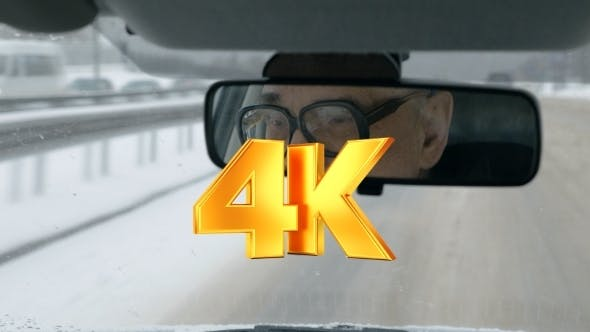 Thumbnail for Car Traveling In Urban Streets
