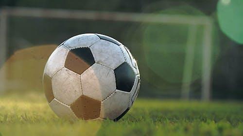 Kicking a Football