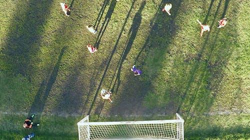 Sports Ground Aerial