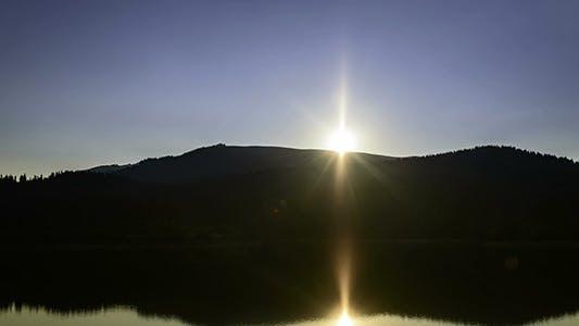 Thumbnail for Sunrise Over Bolboci Lake