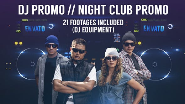 Thumbnail for DJ Promo // Night Club Promo