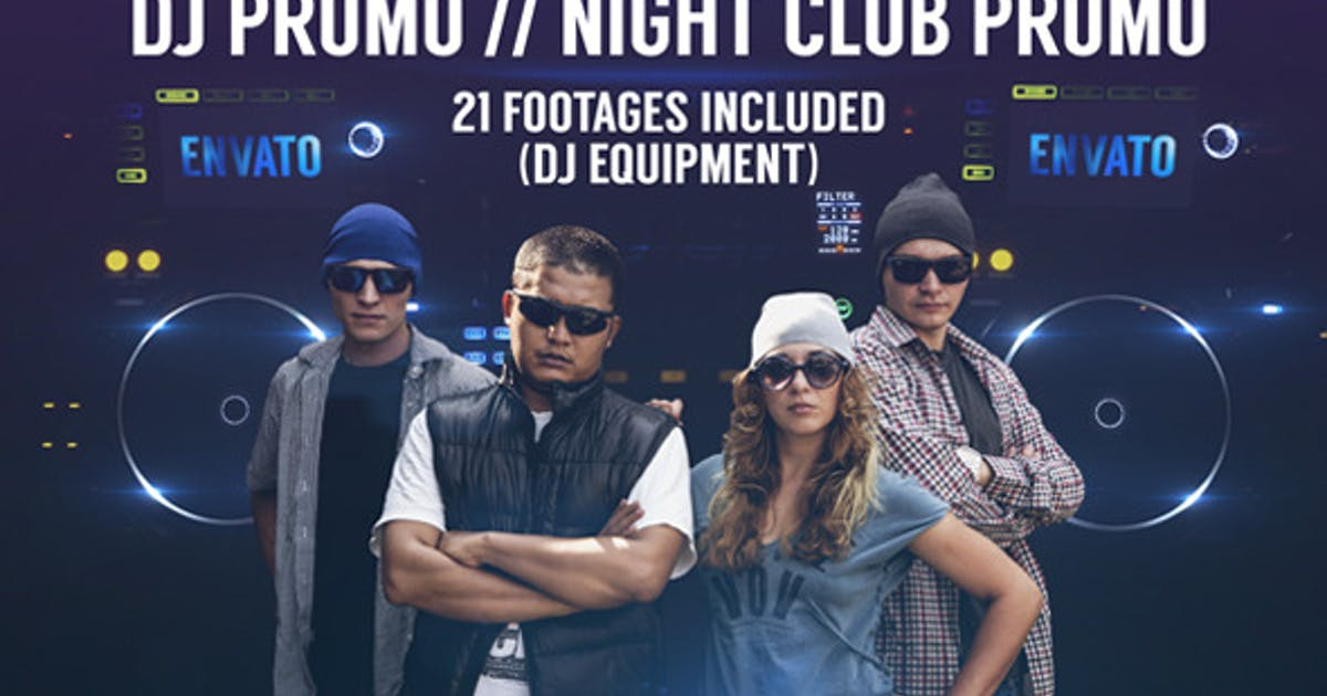 DJ Promo // Night Club Promo