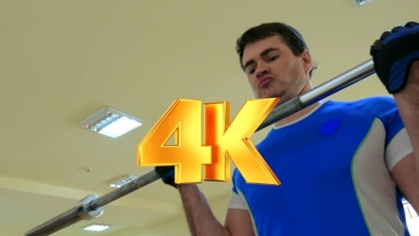 Thumbnail for Man Working Out To Stay In Shape