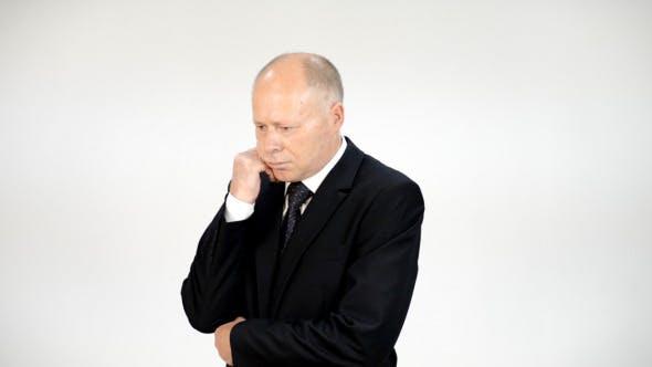 Thumbnail for Unhappy Businessman