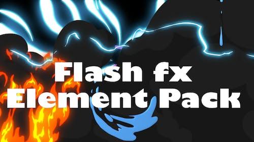 Pack d'éléments Flash Fx