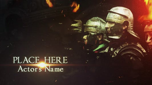 Thumbnail for Cinematic Titles The Imperator