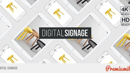 Thumbnail for Digital Signage