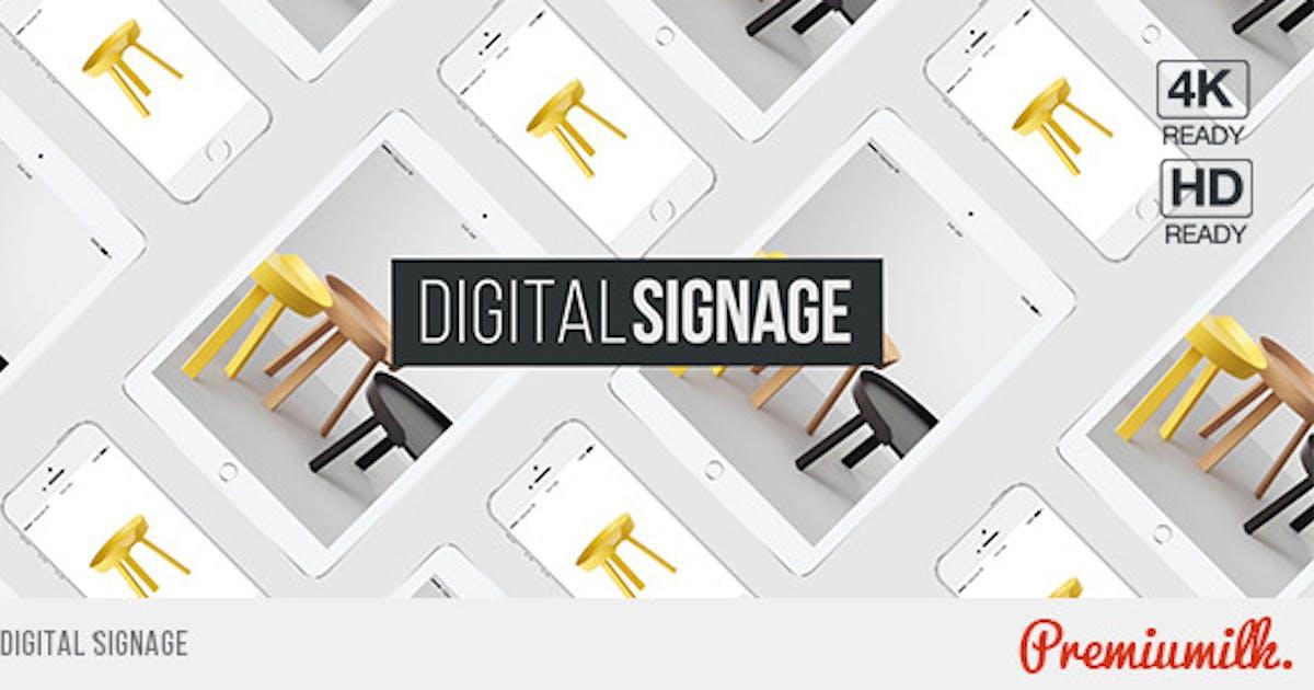 Download Digital Signage by Premiumilk