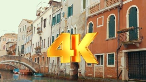 Thumbnail for Alte Architektur Und Kanäle Von Venedig, Italien