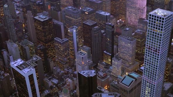 Thumbnail for Urban Metropolis Business City Skyline