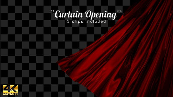 Curtain Opening