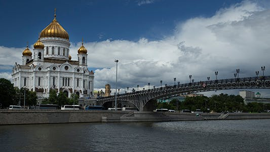 Thumbnail for Moscow Russia City Center View
