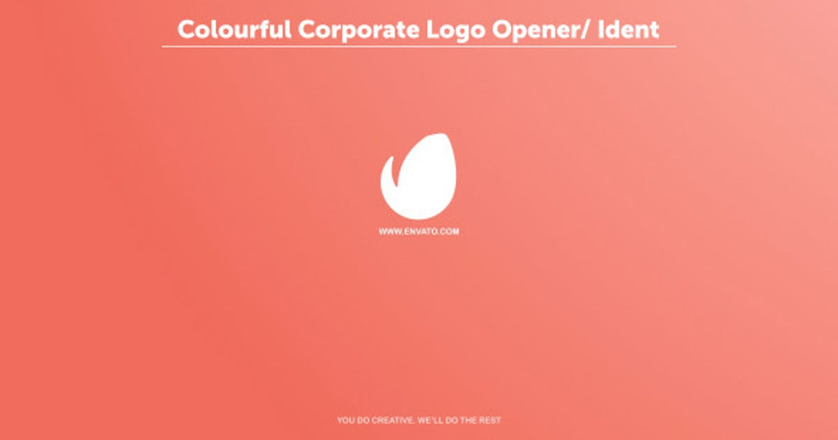Download Colourful Corporate Logo Opener / Ident by Nick_Chvalun